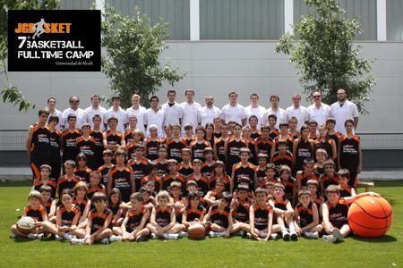 Campus Baloncesto JGBasket 2009. 1er Turno