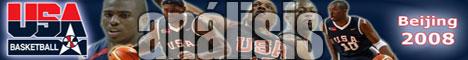 Equipo USA Baloncesto. Olimpiadas Pekín 08