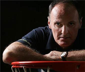 Dusko Ivanovic. Entrenador de Baloncesto
