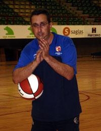 Miquel Ballester. Entrenador de Baloncesto