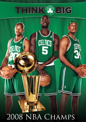 Boston Celtics. Campoeones NBA 2008. Ubuntu
