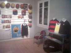 Basketspirit Showroom exclusivo baloncesto en el centro de Madrid