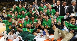 Final Four Euroliga Barcelona 2011. Panathinaikos campeón